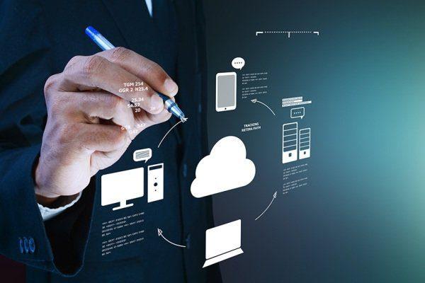 توسعه خدمات ابری