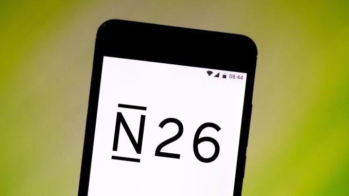 افتتاح حساب در بانک مجازی N26