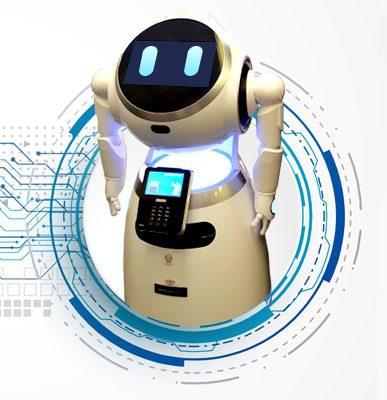 خدمات ربات هوشمند آلفا