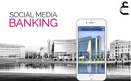 استفاده بانکها از رسانههای اجتماعی