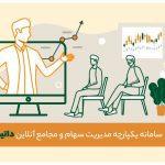 سامانه یکپارچه مدیریت سهام