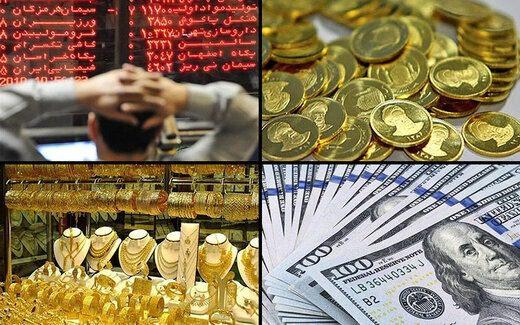 خرید سهام و مسکن